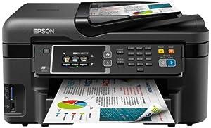Epson Workforce WF 3620 DWF Colour Multifunctional Printer