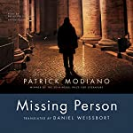 Missing Person | Patrick Modiano