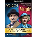 AGATHA CHRISTIE'S POIROT & MARPLE FAN FAVORITES COLLECTION