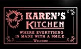 ps013-r-Karens-Personalized-Welcome-Kitchen-Bar-Wine-Neon-Light-Sign