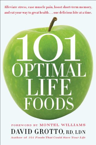 Image for 101 Optimal Life Foods