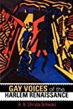 img - for Gay Voices of the Harlem Renaissance (Blacks in the Diaspora) book / textbook / text book