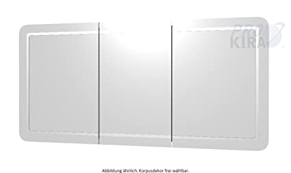 Pelipal Lunic Mirror Cabinet Bathroom Furniture (Lu-sps 12)/Comfort N/140 cm