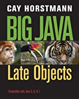 Big Java Late Objects Front Cover