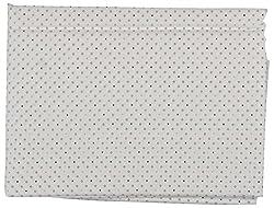 Morarjee Men's Shirt Fabric (White)