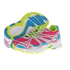 Buy Avia Ladies A5682W Avi-Asset Running Sneaker, 5 M, Multi by Avia