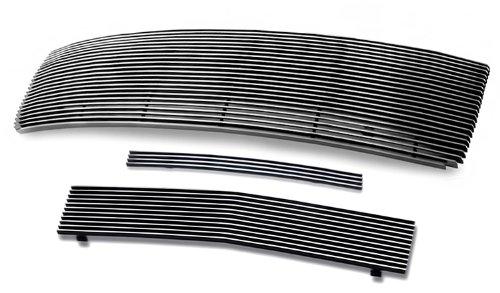 Fits 2007-2013 Gmc Sierra 1500 New Body/07-10 Denali Billet Grille Grill Combo # G61183A