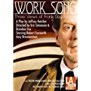 Work Song: Three Views on Frank Lloyd Wright (Library Edition Audio CDs)