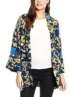 Cortefiel Kimono (Azul Oscuro)