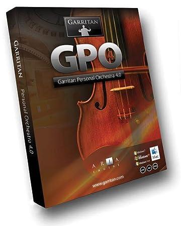 Garritan Personal Orchestra 4 - DVD-ROM