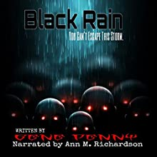 Black Rain Audiobook by Gene Penny Narrated by Ann M. Richardson