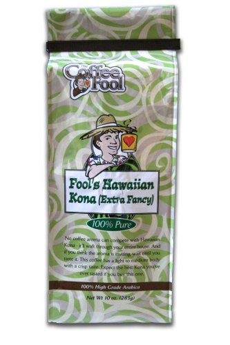 Fool's Hawaiian Kona - French Press