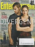 Entertainment Weekly June 28, 2013 Diverent Shailene Woodley and Theo James (#1265)