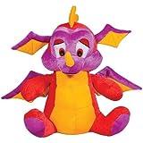 """15"""" Blaze Dragon Plush, Case Of 24"""