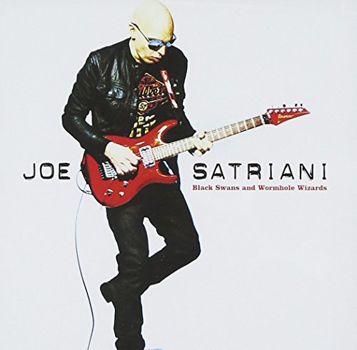 Joe Satriani - Black Swans & Wormhole Wizards - Zortam Music