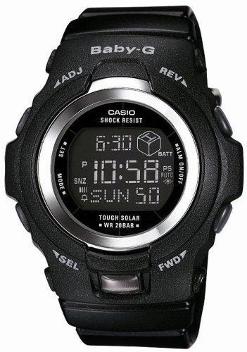 CASIO (カシオ) 腕時計 Baby-G Reef Jewel Black タフソーラー BGR-300-1JF