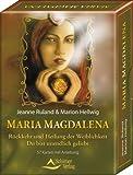 Maria Magdalena - Rückkehr und Heilung der Weiblichkeit - Du wirst unendlich geliebt - Kartenset 57 Karten und Anleitung