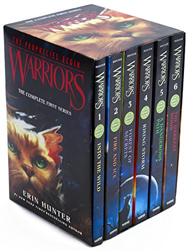 warriors-the-complete-first-series