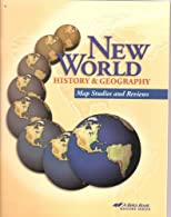 New World History and Geography Map Studies and Reviews