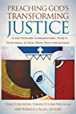 img - for Preaching God's Transforming Justice: A Lectionary Commentary, Year C book / textbook / text book