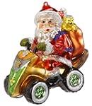 Inge Glas 66215-2 Racing Santa on a S...