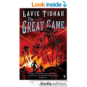 The Great Game (The Bookman Histories Book 3)