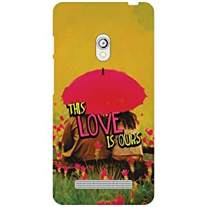 Asus Zenfone 5 A501CG Printed Mobile Back Cover