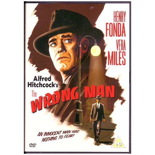 The Wrong Man [1956] [DVD]