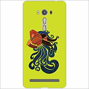 Asus ZenFone 2 Laser ZE550KL Back Cover - Silicon Old Design Designer Cases