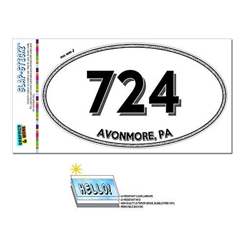 area-code-oval-window-laminated-sticker-724-pennsylvania-pa-acme-charleroi-avonmore