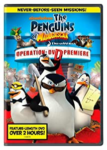 The Penguins Of Madagascar Operation Dvd Premier from Dreamworks Animated