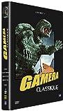 echange, troc Coffret Gamera classique intégrale, vol. 1 : Gamera - Gamera vs Barugan  - Gamera vs Gyaos - Gamera vs Viras