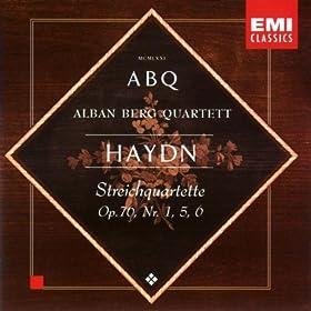 Haydn: String Quartets Op.76 Nos. 1, 5 & 6