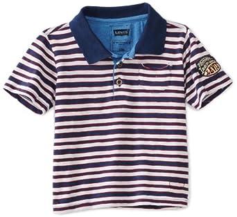 Levi's全棉T恤 男童3款 9.3美元