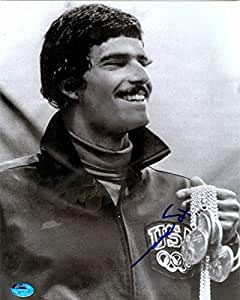 Mark Spitz autographed 8x10 Photo (USA Gold Medal Olympic Swimmer