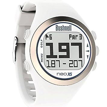 «nouvelle 5118,1cm Bushnell Neo XS Montre GPS de golf toutes les couleurs + UK garantie + Cadeau Gratuit
