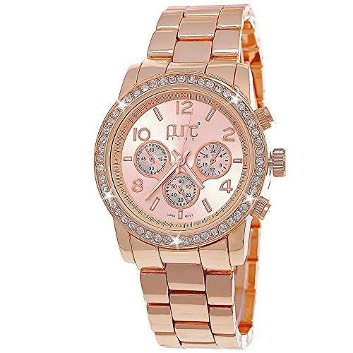pure-time-designer-damenuhrdamen-strass-uhr-in-chronograph-optik-rose-gold