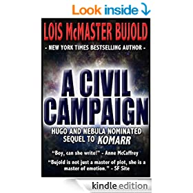 A Civil Campaign (Vorkosigan Saga Book 15)