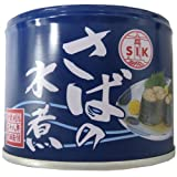 信田缶詰 さば水煮 190g×24缶