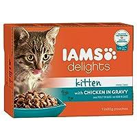 Iams Delights Kitten