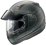 アライ(ARAI) バイクヘルメット フルフェイス アストロ・プロシェード・コマンド 緑 XL 61-62cm