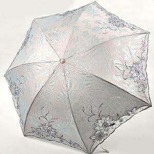 Paradise Flowers in Spring Foldable Umbrella, Anti-UV Sun Umbrella, Parasol Series & Colors Varies