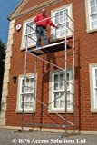 5m DIY Aluminium Scaffold Tower / Towers