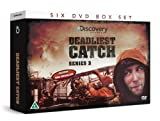 Deadliest Catch Series 3 6 DVD Pack