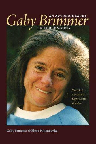 Gaby Brimmer: An Autobiography in Three Voices (HBI Series on Jewish Women)