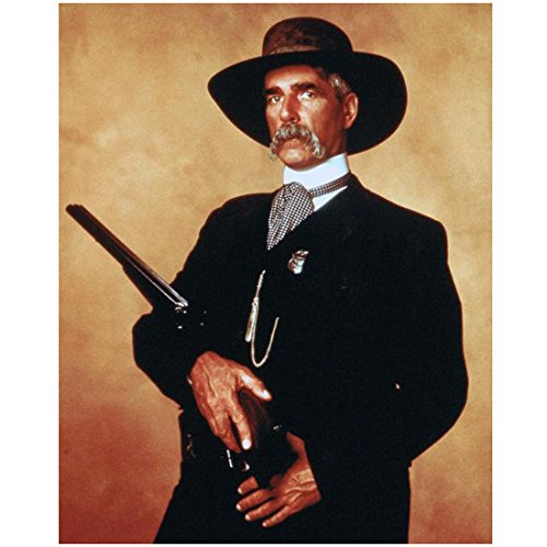 sam-elliot-in-tombstone-as-vigil-earp-standing-tall-with-smith-and-wesson-8-x-10-photo