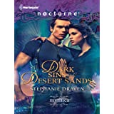Dark Sins and Desert Sands (Harlequin Nocturne) ~ Stephanie Draven