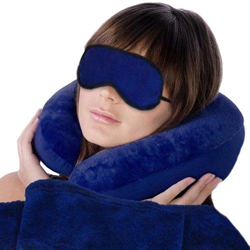 Travel Blanket Pillow Set front-984497