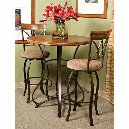 Cheap Pub Table And Chairs: #!Cheap Powell Hamilton Pub Table