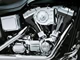 Kuryakyn Standard Hypercharger Kit '91-'06 XL with stock carb-For use with H-D breather 1 (late inlet)